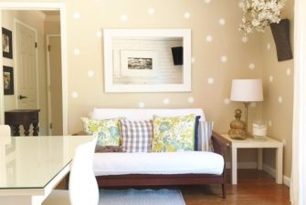 Inspiring Feature Walls using Wall Decals
