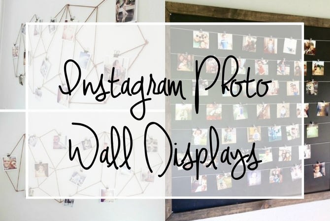 The Best Instagram Wall Displays