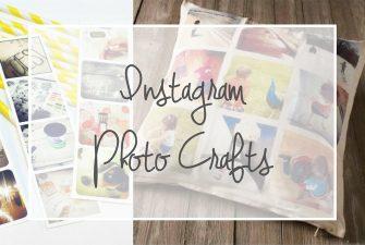 10 Fun Instagram Photo Crafts