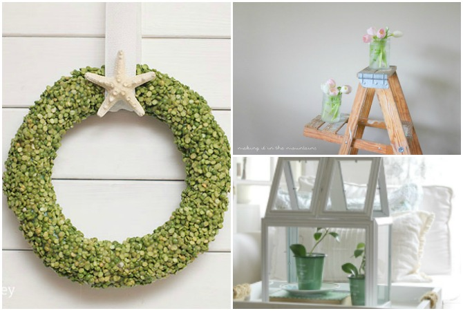 12 Beautiful Spring Dollar Store Crafts The Crazy Craft Lady