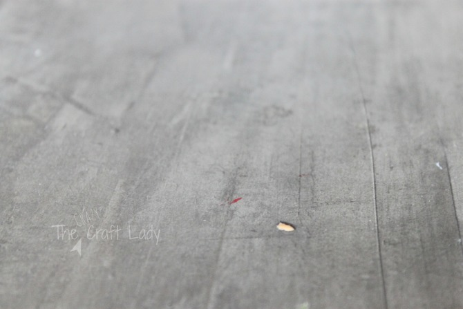 DIY Concrete Table Top 2 Year Update