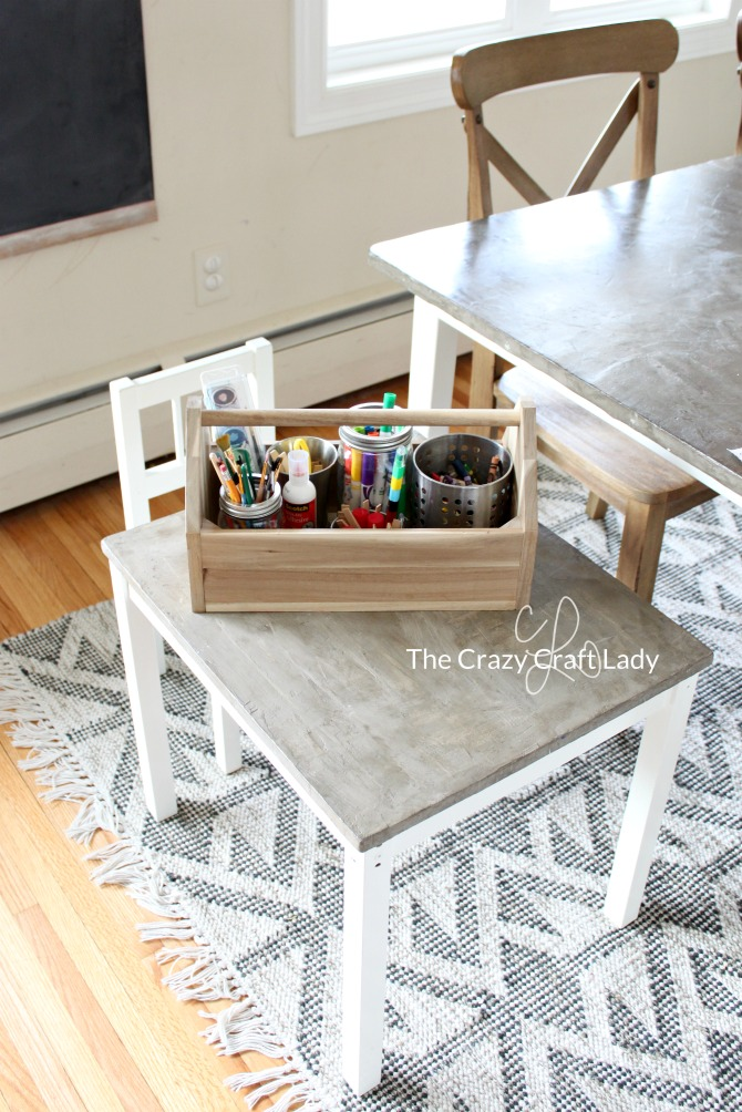 How to Organize Kids Craft Supplies reallife advice from a busy