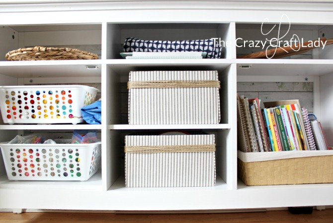 How to Organize Kids Craft Supplies (real-life advice from a busy mom)