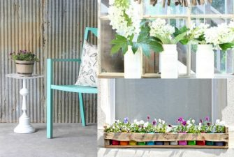 Repurposed Crafts for Your Home this Spring