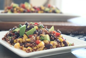 Southwest Black Bean Salad