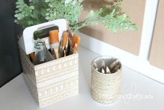 Cardboard Bottle Carrier Craft