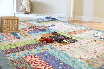 iSpy Quilt – The Easiest Quilt Ever