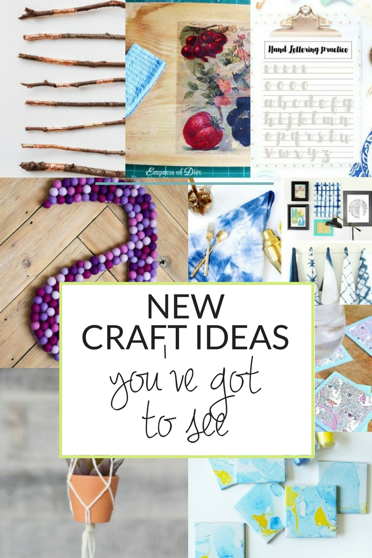 15 new craft ideas that you need to try the crazy craft lady rh thecrazycraftlady com new year 2019 craft ideas