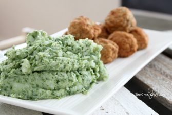 Spinach Mashed Potatoes – Tasty Hidden Veggie Solution