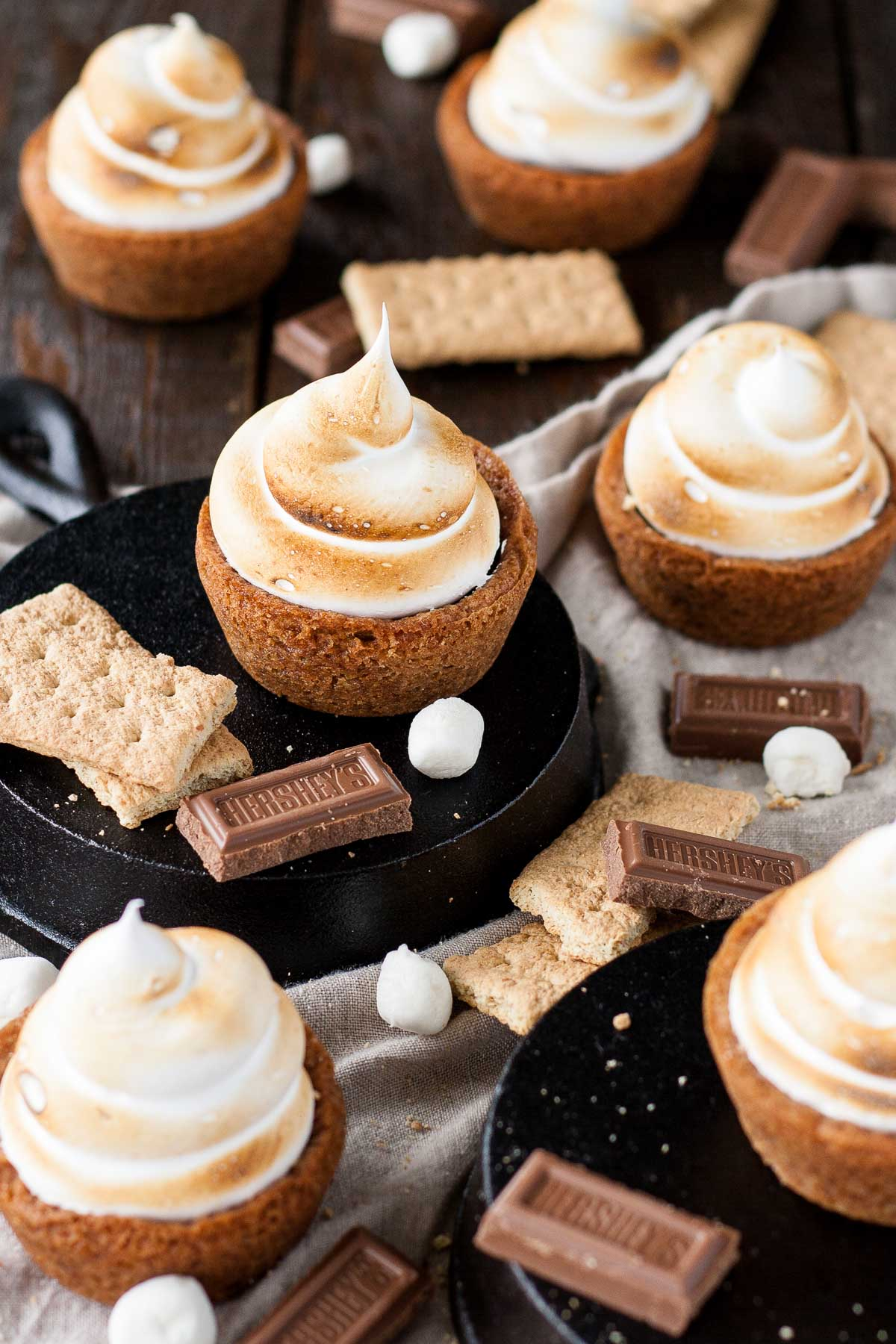 Amazing S'Mores Recipes - There are so many genius ideas and delicious s'mores recipes, I can't wait to try them!