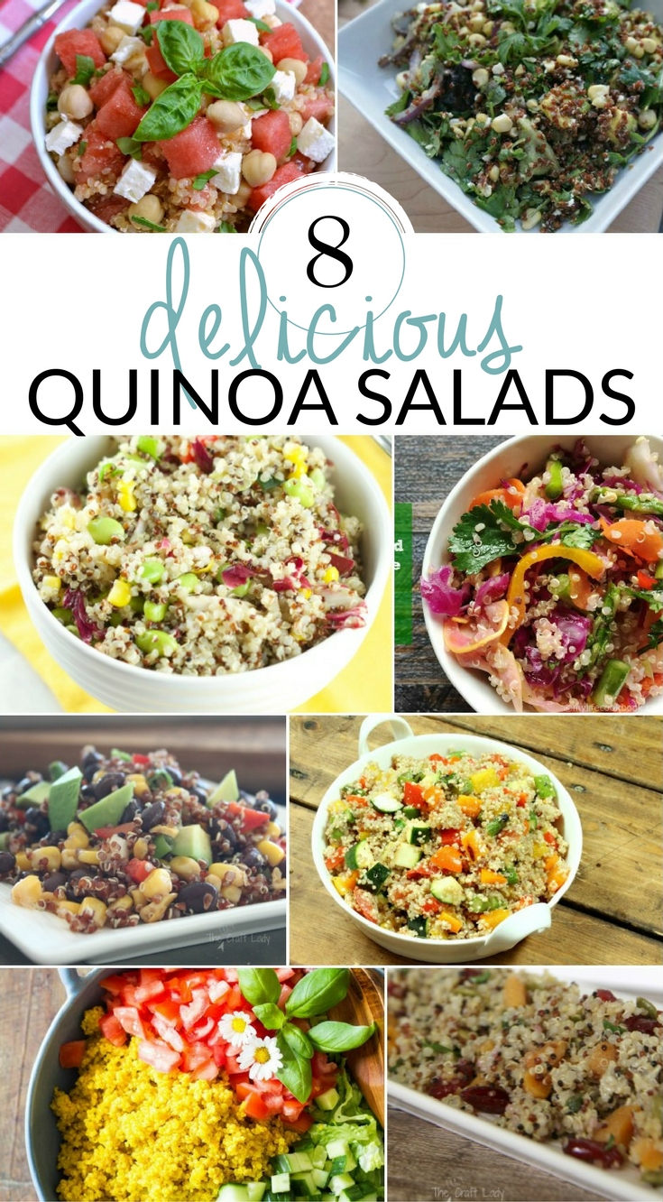Quinoa Salad Recipes Perfect for Summer