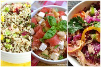 Quinoa Salad Recipes Perfect for Summer