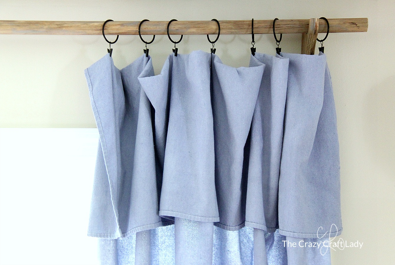 Diy Drop Cloth Curtains No Sew Curtain Menzilperde Net