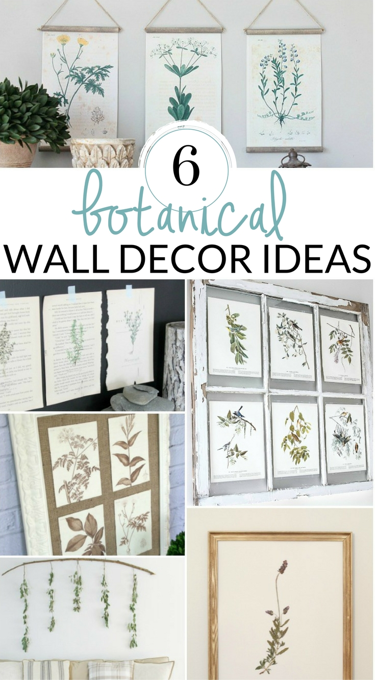 Diy farmhouse wall decor inspiration the crazy craft lady for Art craft wall hanging