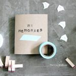 Learn how to make a simple DIY mini memory scrapbook that your children can decorate and customize on their own. Kids will love this creative scrapbooking activity, that is perfect for family photos or vacation memories.