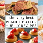 Think outside the sandwich, and give one of these PB&J recipes a try. From breakfast to dessert and everything in between, these recipe ideas using your favorite peanut butter and jelly are bound to please the whole family.