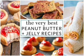 PB&J Recipes – so much more than just sandwiches!
