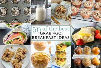 50 Grab-and-Go Breakfast Options for Busy Mornings