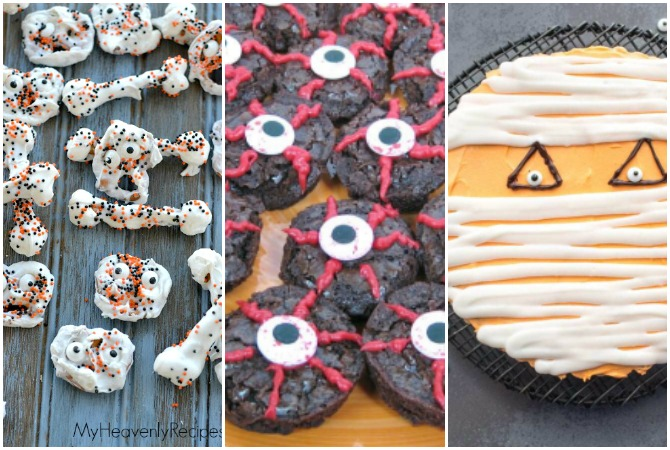Halloween Baking: 50 Irresistible Sweet Treats