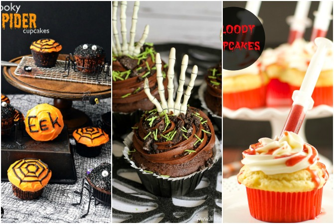 keep dessert simple this year with these easy halloween cupcake ideas from sweet to spooky