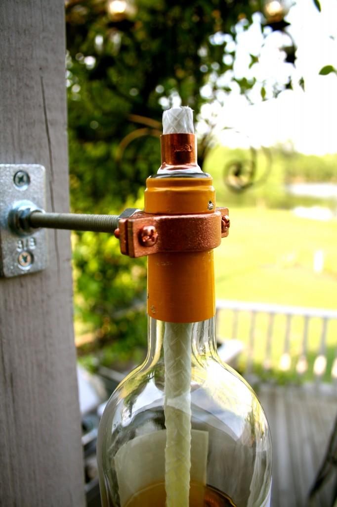 Wine Bottle Crafts The Crazy Craft Lady