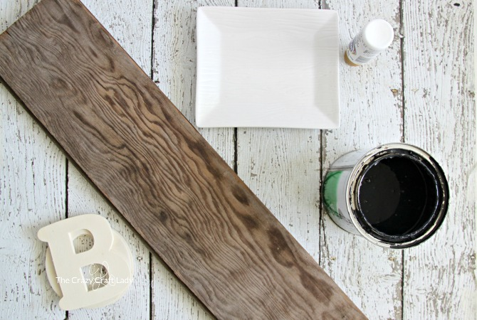 Diy reversible reclaimed wood sign perfect for seasonal for Reclaimed wood suppliers