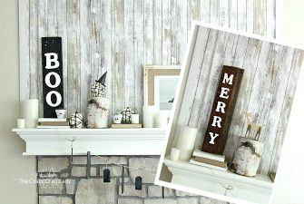 DIY Reversible Reclaimed Wood Sign – Perfect for Seasonal Decor