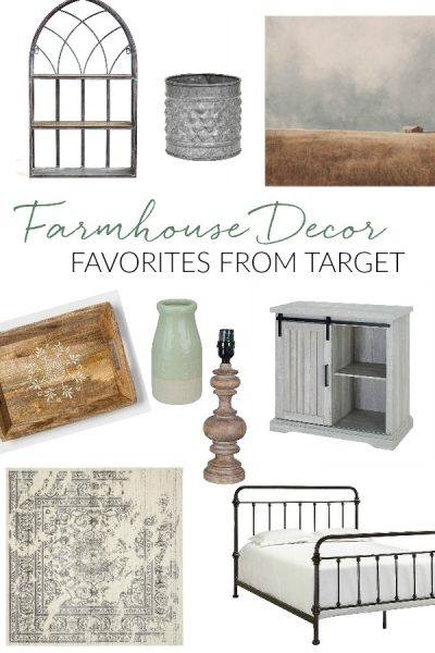 Target Farmhouse Decor: Budget-Friendly Buys from Target