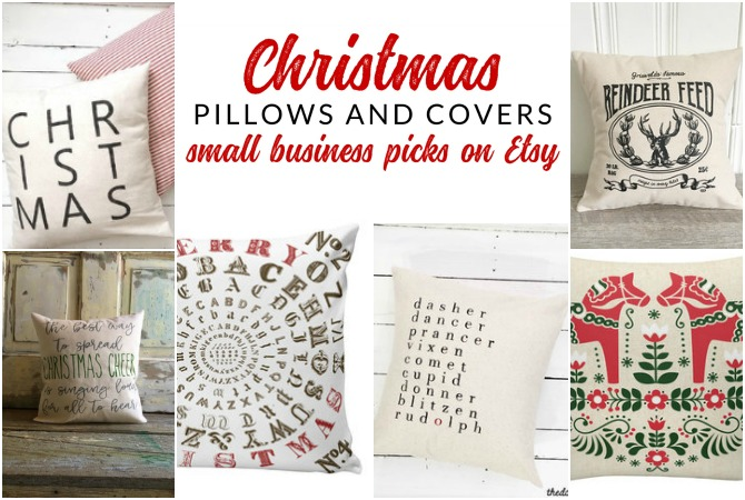 cheap shop farmhouse style christmas pillows these stylish and buys are perfect for with farmhouse pillows cheap - Cheap Christmas Pillows