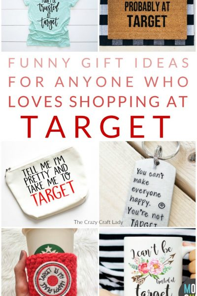 Gifts for Friends who Love Target – Shopping Guide for the Target Obsessed