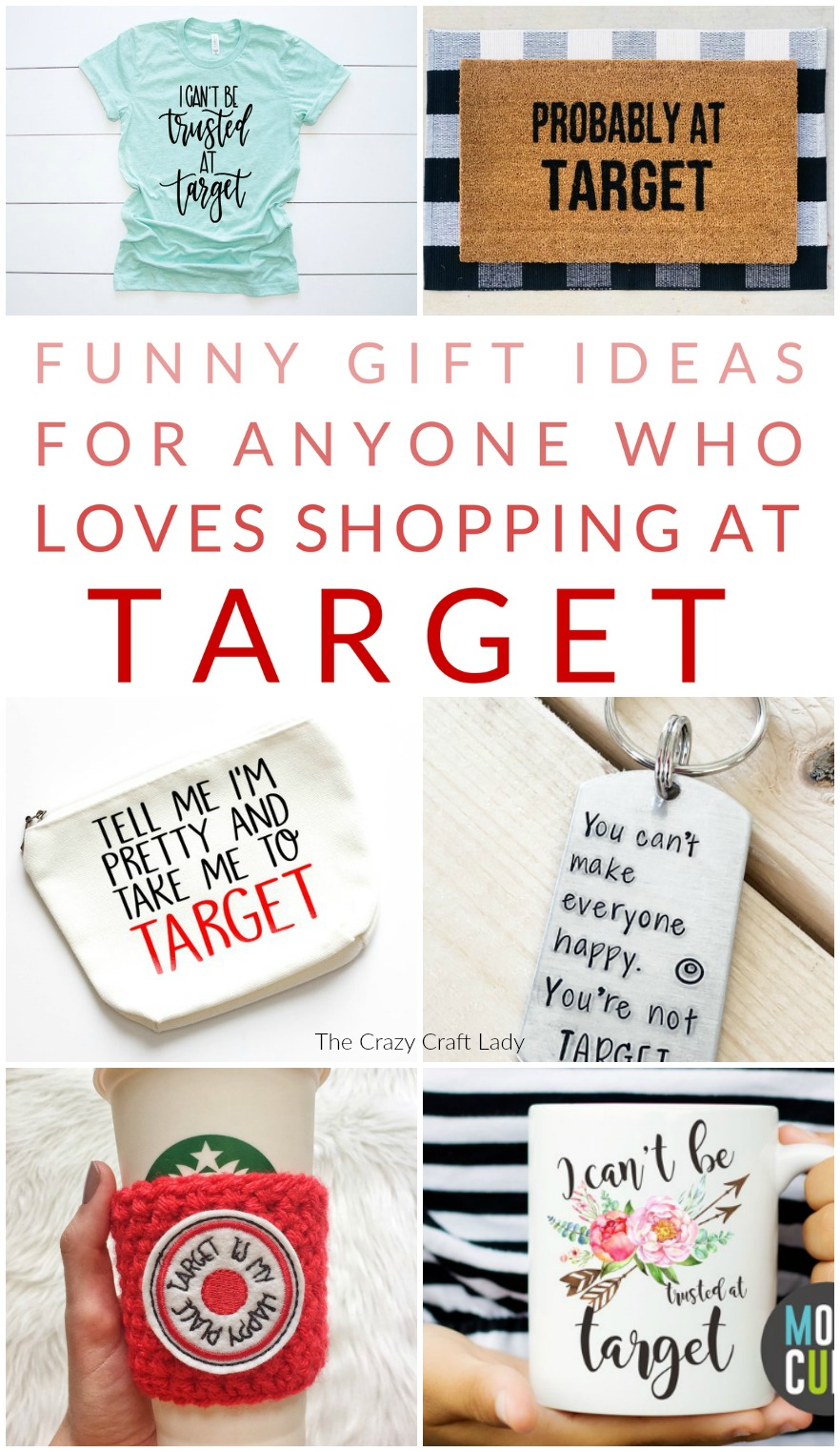 Gifts for Friends who Love Target - Gifts for Target Shoppers