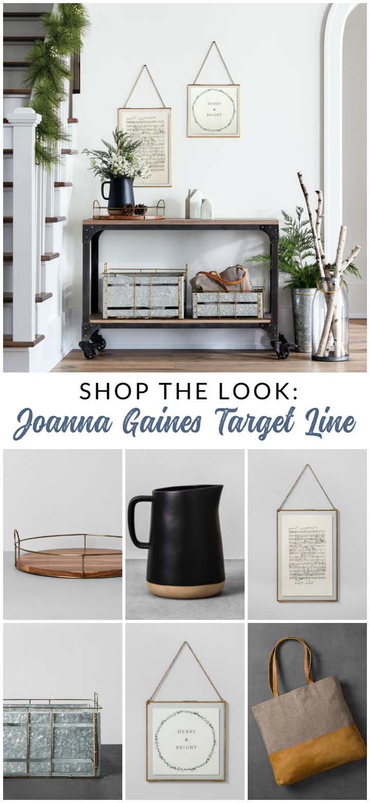 """If you're freaking out about the new Joanna Gaines Target line - Hearth & Hand - then you're in the right spot! After scouring their look book, I've selected my top picks from the new """"Fixer Upper"""" Target line."""