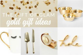 Bring on the Bling – 35 (and counting) Gold Gifts sure to Impress