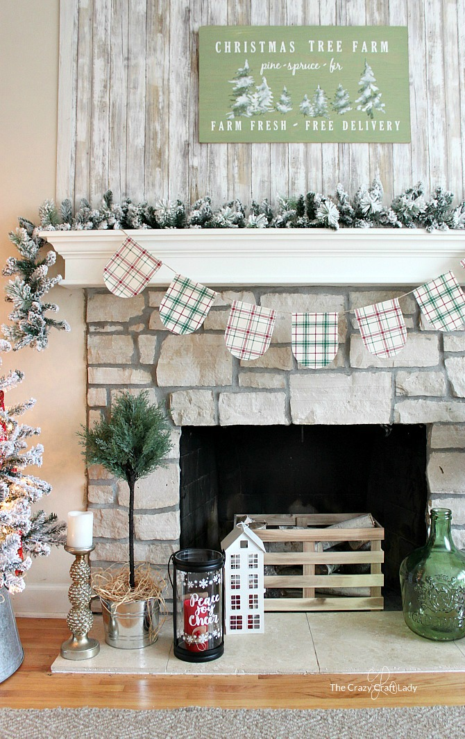 Simple Classic Christmas Decorating And Why I Put Up Two Christmas