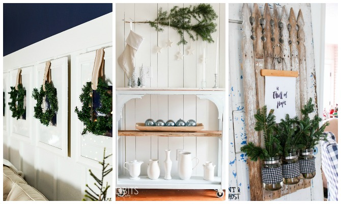 deck the halls this holiday season with inspiring diy christmas wall decor projects these christmas