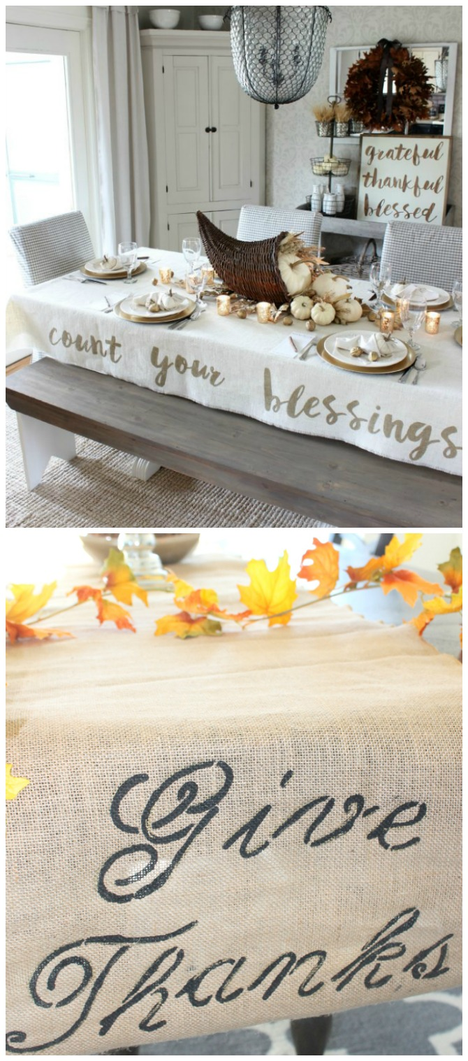 Design Tablecloth Ideas find the perfect thanksgiving tablecloth diy ideas and sources whether you are looking to or buy lets tablecloth