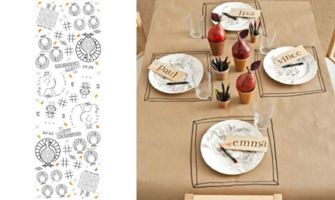 Find the PERFECT Thanksgiving Tablecloth – DIY Ideas and Sources for Every Budget
