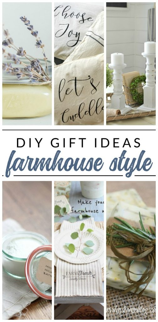 Farmhouse Decor For Living Rooms: 10 Handmade Gift Ideas With