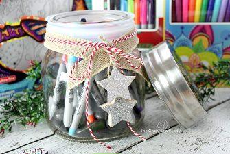 Rock Painting Kit in a Jar – A Fun, Handmade Gift Idea