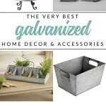 Shop my top picks for galvanized decor and home accessories, all while sticking to a budget. Find the very best inexpensive home accents and decorating finds for farmhouse style.