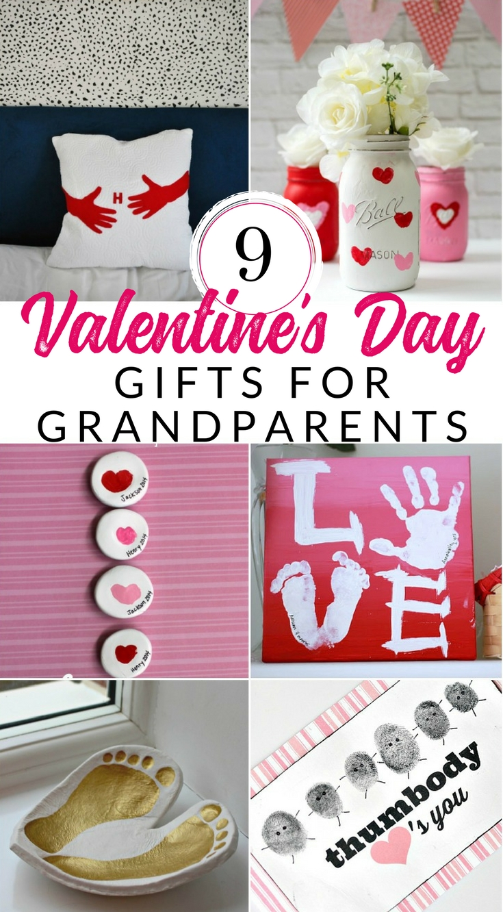 make it a handmade and heartfelt valentines day with these 9 grandparent valentines gift ideas