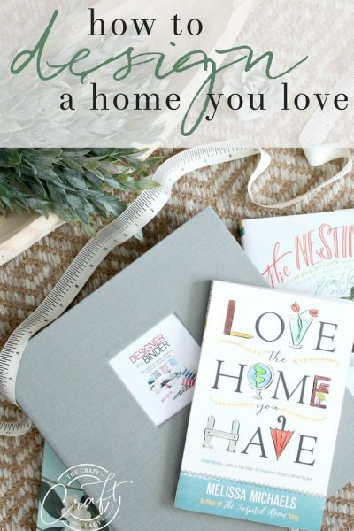 How to Decorate a Home you LOVE with these resources, books, and guides.