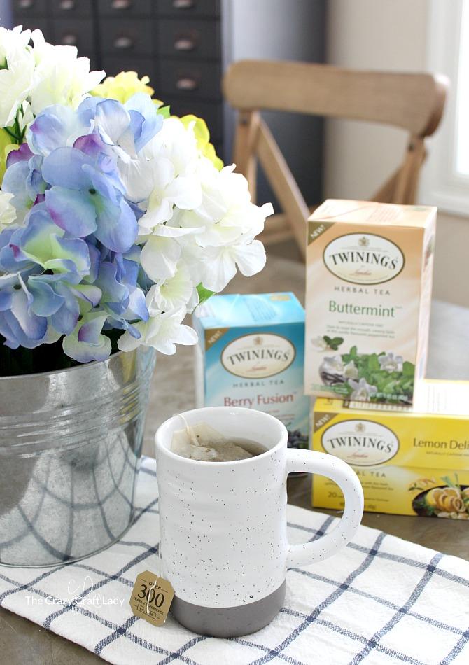 Twinings Tea #beyourbestblend