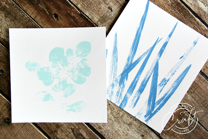 Make your own painted botanical prints with this leaf painting craft activity. Cut a few fresh leaves and let the kids create their own nature-inspired artwork! Leaf Art