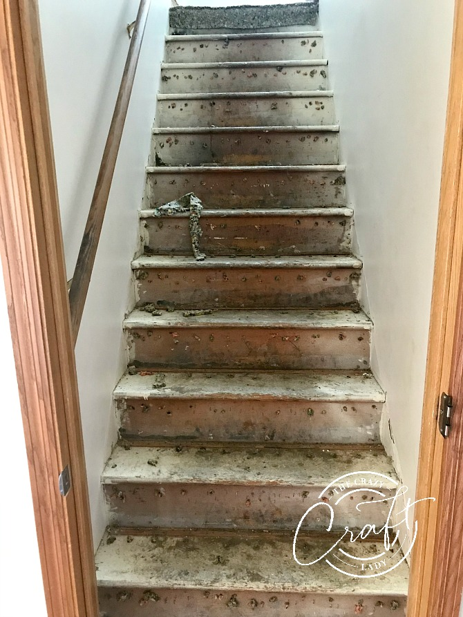 Exceptionnel Step By Step Tutorial: How To Remove Carpet And Refinish Your Staircase