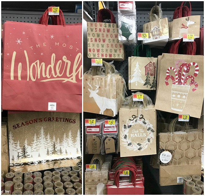 Cute Walmart Gift Wrap 2018