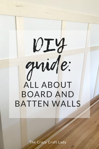 Choosing Your Board and Batten Style