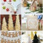 Christmas decorating has never been easier with this quick and easy DIY paper Christmas decorations. How to decorate for Christmas with these festive paper crafts.