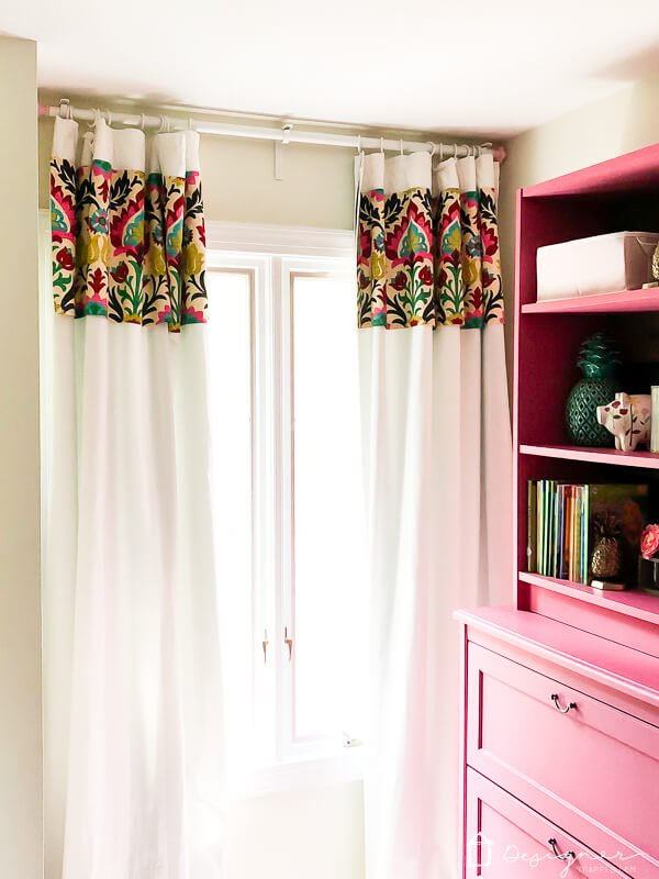 8 Best Panel Curtains Images On Pinterest: No-Sew DIY Curtain Panels