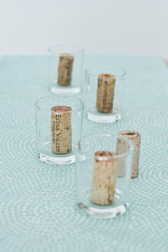 How to Make Upcycled Wine Cork Candles - Pretty AND Functional Wine Cork Crafts